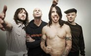 Red Hot Chili Peppers — Naked in the rain - Ноты онлайн